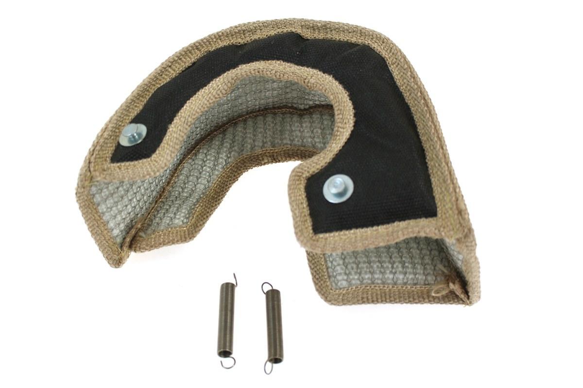 Koc termoizolacyjny na turbiny T2, T25, T28, GT30, T35 Black EPMAN - GRUBYGARAGE - Sklep Tuningowy